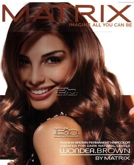 The Best Matrix 5Rb Matrix Wonder Brown Fashion Brown Permanent Pictures