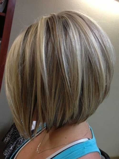 The Best 30 Popular Stacked A Line Bob Hairstyles For Women In 2019 Pictures