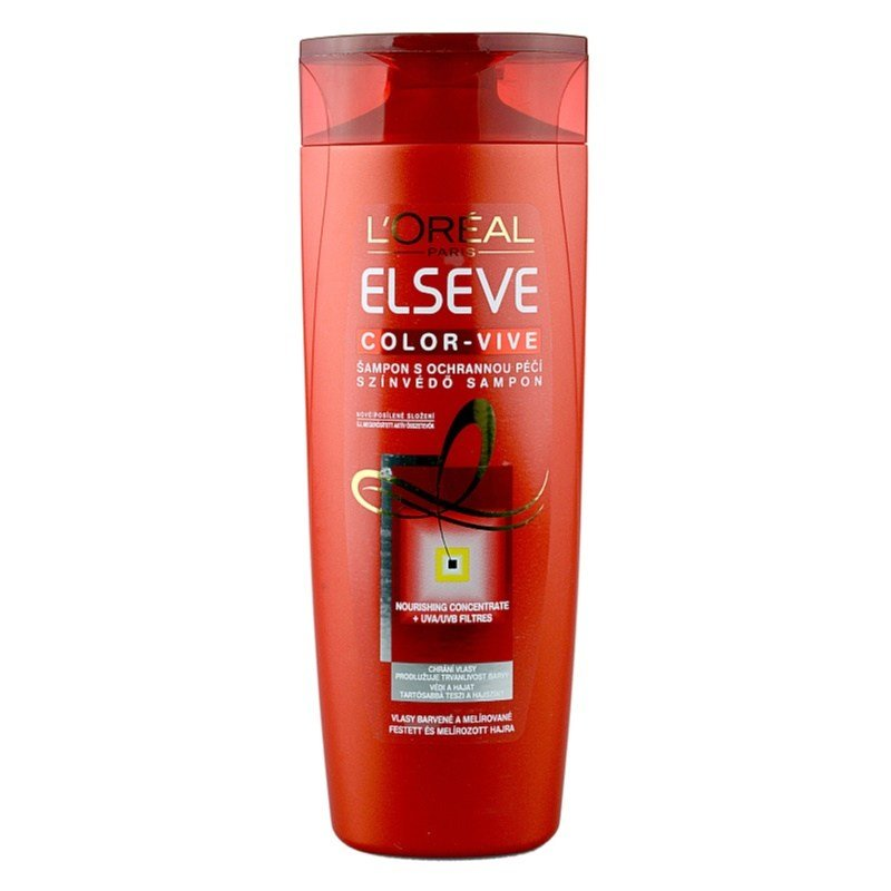 The Best L Oréal Paris Elseve Color Vive Shampoo For Colored Hair Pictures