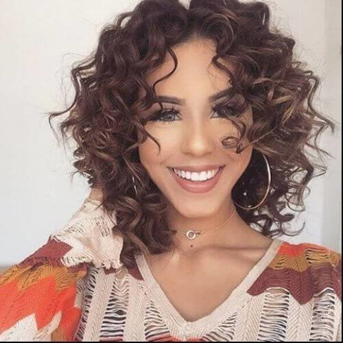 The Best 40 Hairstyles For Curly Hair Pictures
