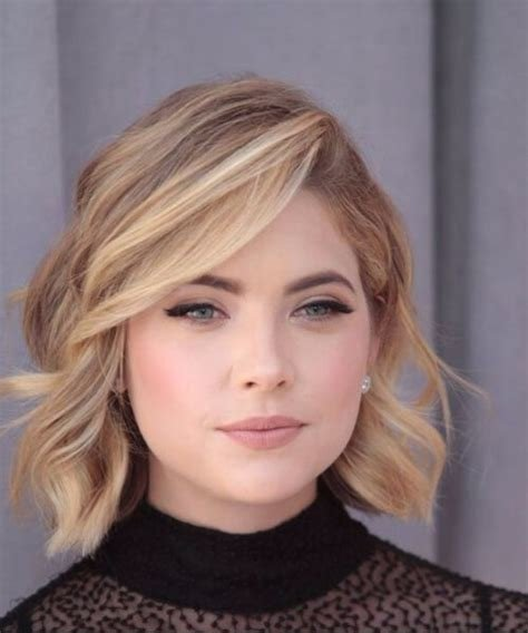 The Best 70 Haircuts For Round Faces My New Hairstyles Pictures