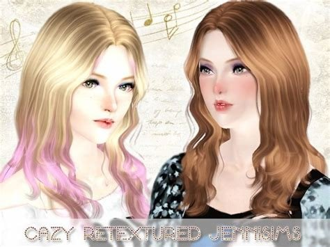 The Best Sc3H 2619 Hairstyle The Sims 3 Catalog Pictures