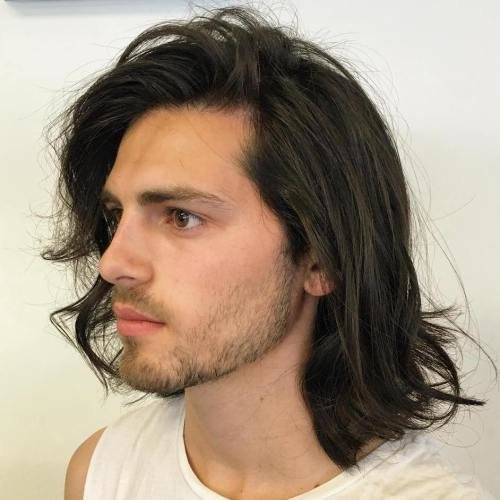 The Best 50 Stately Long Hairstyles For Men Pictures