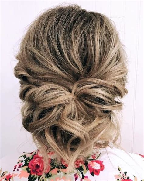 The Best 60 Easy Updo Hairstyles For Medium Length Hair In 2019 Pictures