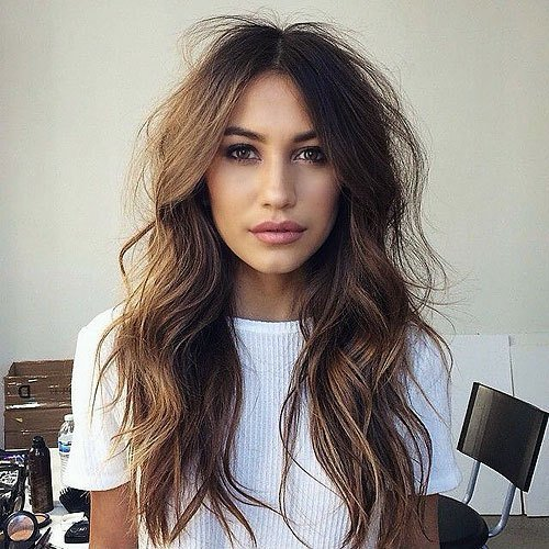 The Best 40 Long Hairstyles And Haircuts For Fine Hair With An Illusion Of Thicker Locks Pictures