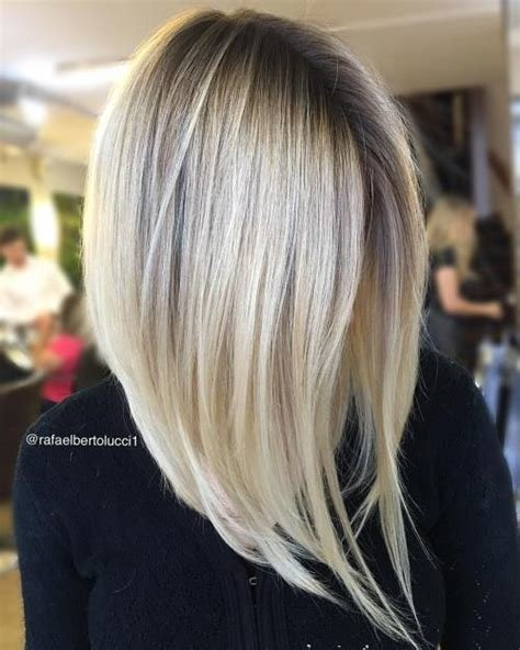 The Best 60 Inspiring Long Bob Hairstyles And Long Bob Haircuts For Pictures