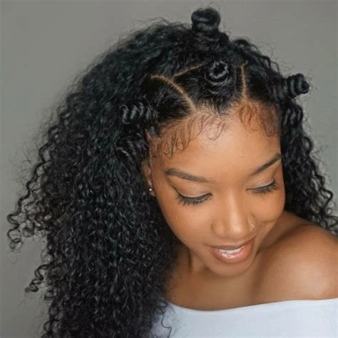 The Best Curly Hair Styles That Are Perfect For Second Day Wear Pictures