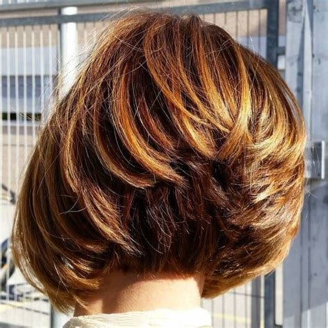 The Best Stacked Haircuts Best Short Stacked Bob Hairstyles 2019 Pictures