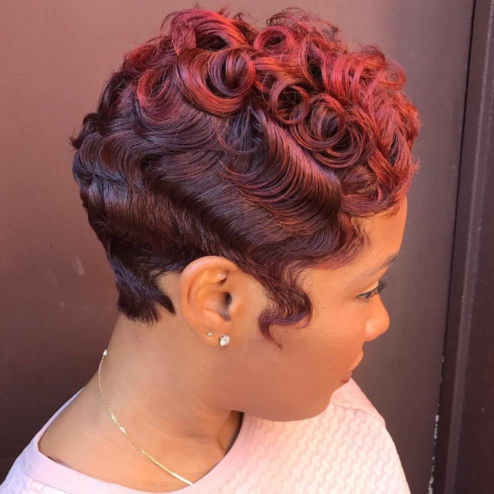 The Best 50 Most Captivating African American Short Hairstyles And Pictures Original 1024 x 768