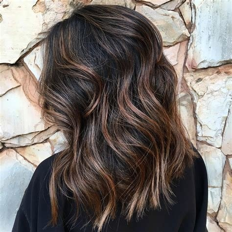 The Best 60 Chocolate Brown Hair Color Ideas For Brunettes Pictures
