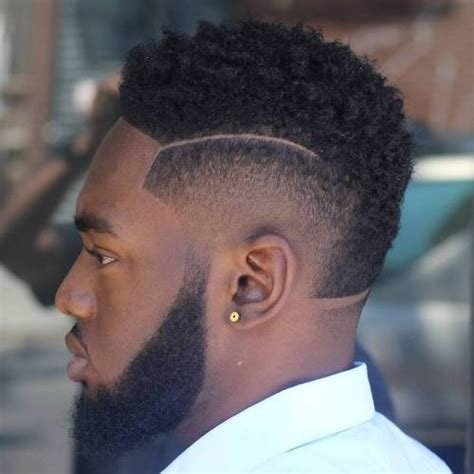 The Best 50 Stylish Fade Haircuts For Black Men In 2019 Pictures