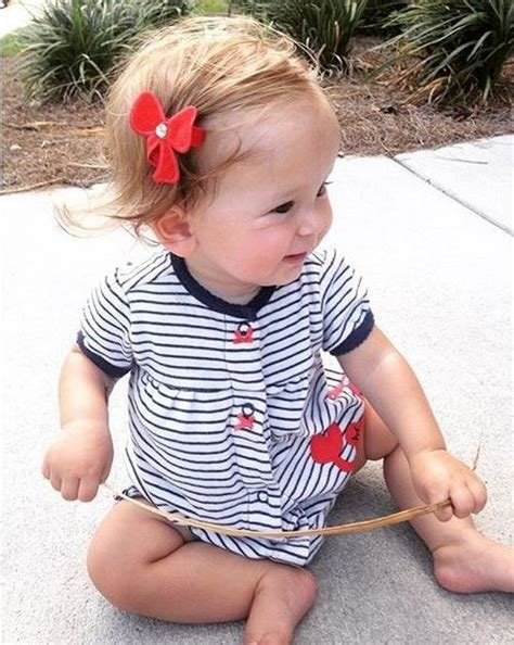 The Best 20 Super Sweet Baby Girl Hairstyles Pictures