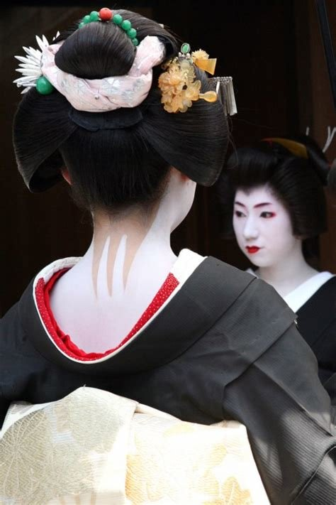 The Best Geisha Hair And Kanzashi Styles Japan Powered Pictures