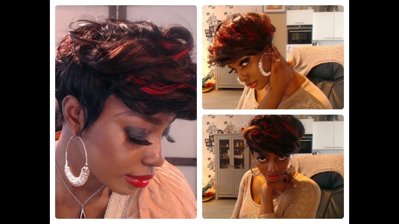 The Best The Playfull S*Xy Pixie Mommy 27 Piece Hair Tutorial Lol Youtube Pictures