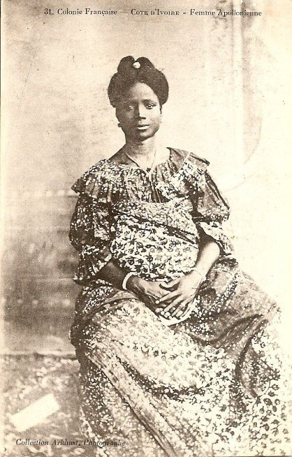 The Best Vintage Photos Show Coastal African Natural Hair Styles In Pictures