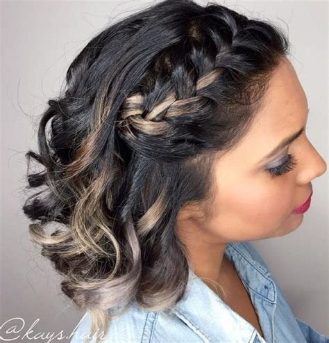 The Best 39 Bold And Beautiful Braided Bang Hairstyles Pictures