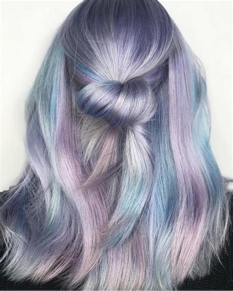 The Best Discover Metallic Hair Color Trend In All Possible Shades Pictures