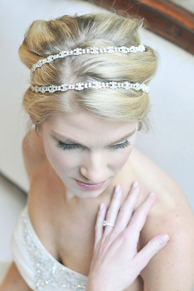 The Best Beautiful Wedding Hair Accessories New Hairstyles Ideas Pictures