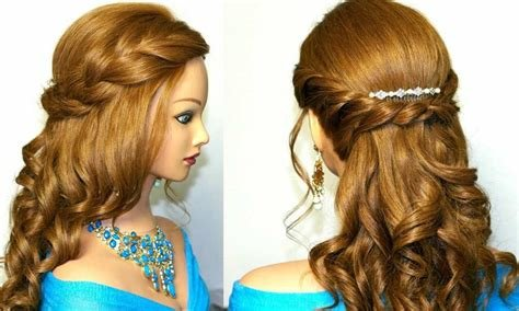 The Best 25 Classy Easy Formal Hairstyles For Long Hair Step By Pictures