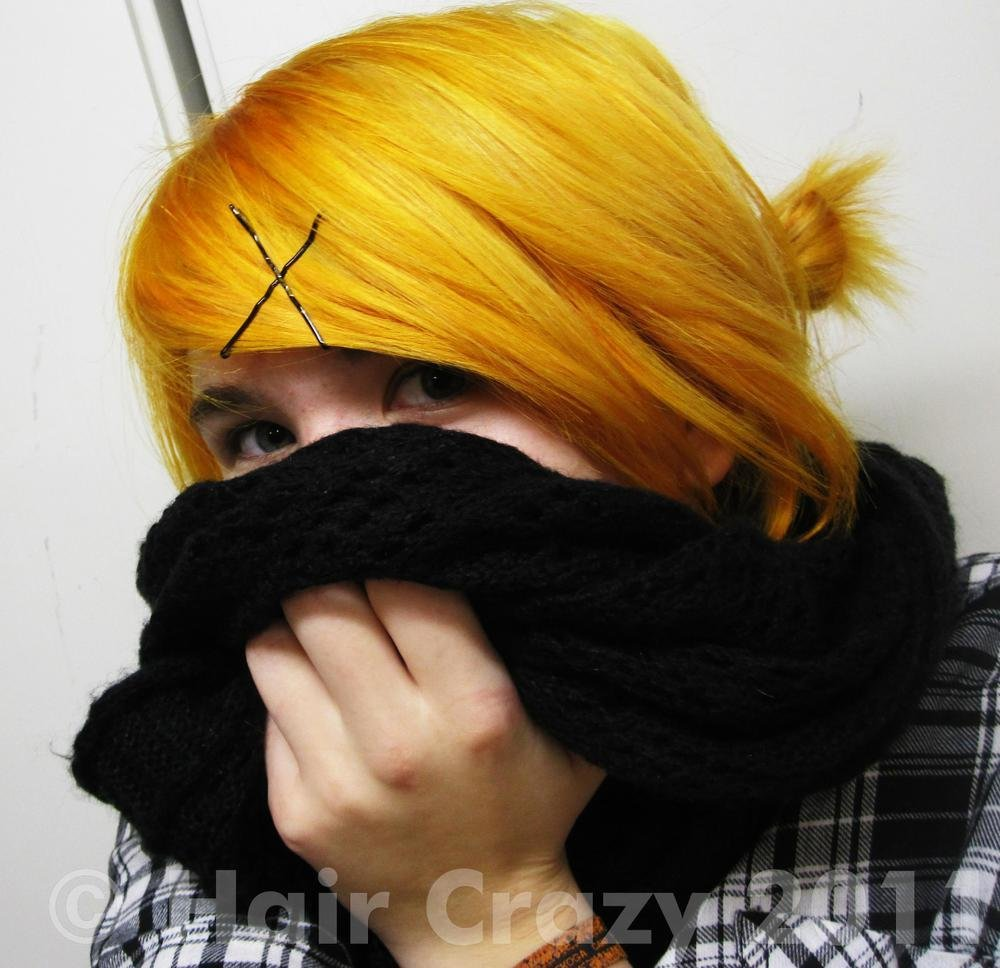 The Best Directions Apricot Hair Dye Haircrazy Com Pictures