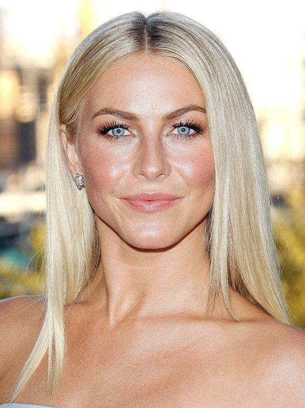 The Best Julianne Hough At Creative Arts Emmys — Platinum Blonde Pictures