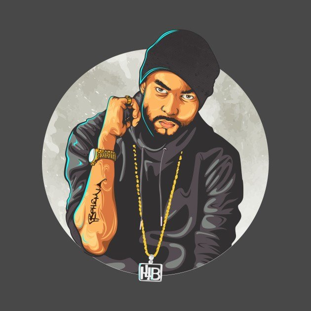 The Best Bohemia The Punjabi Rap Star Bohemia T Shirt Teepublic Pictures