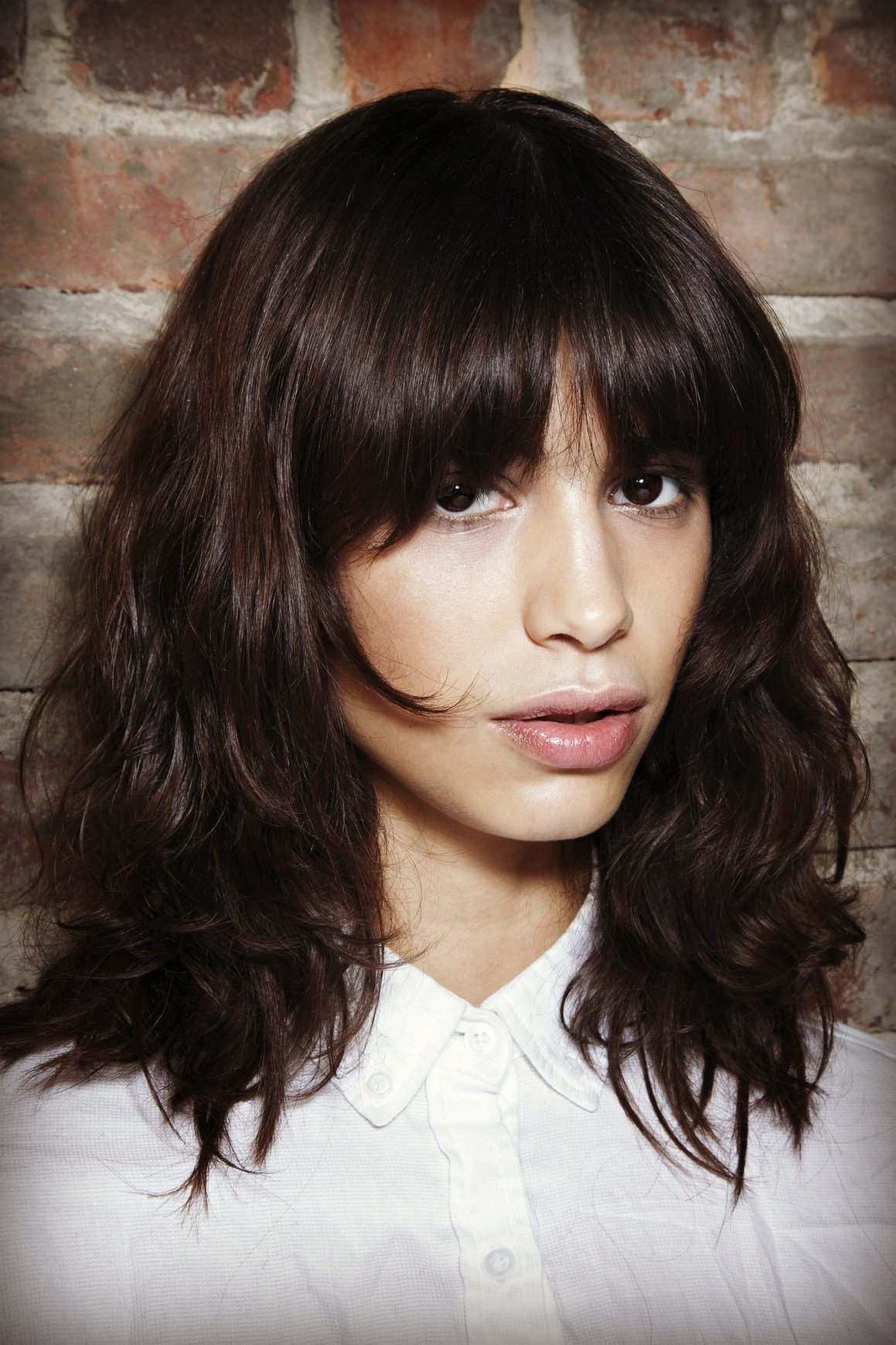 The Best The 50 Best Bangs For Fall 2015 Stylecaster Pictures