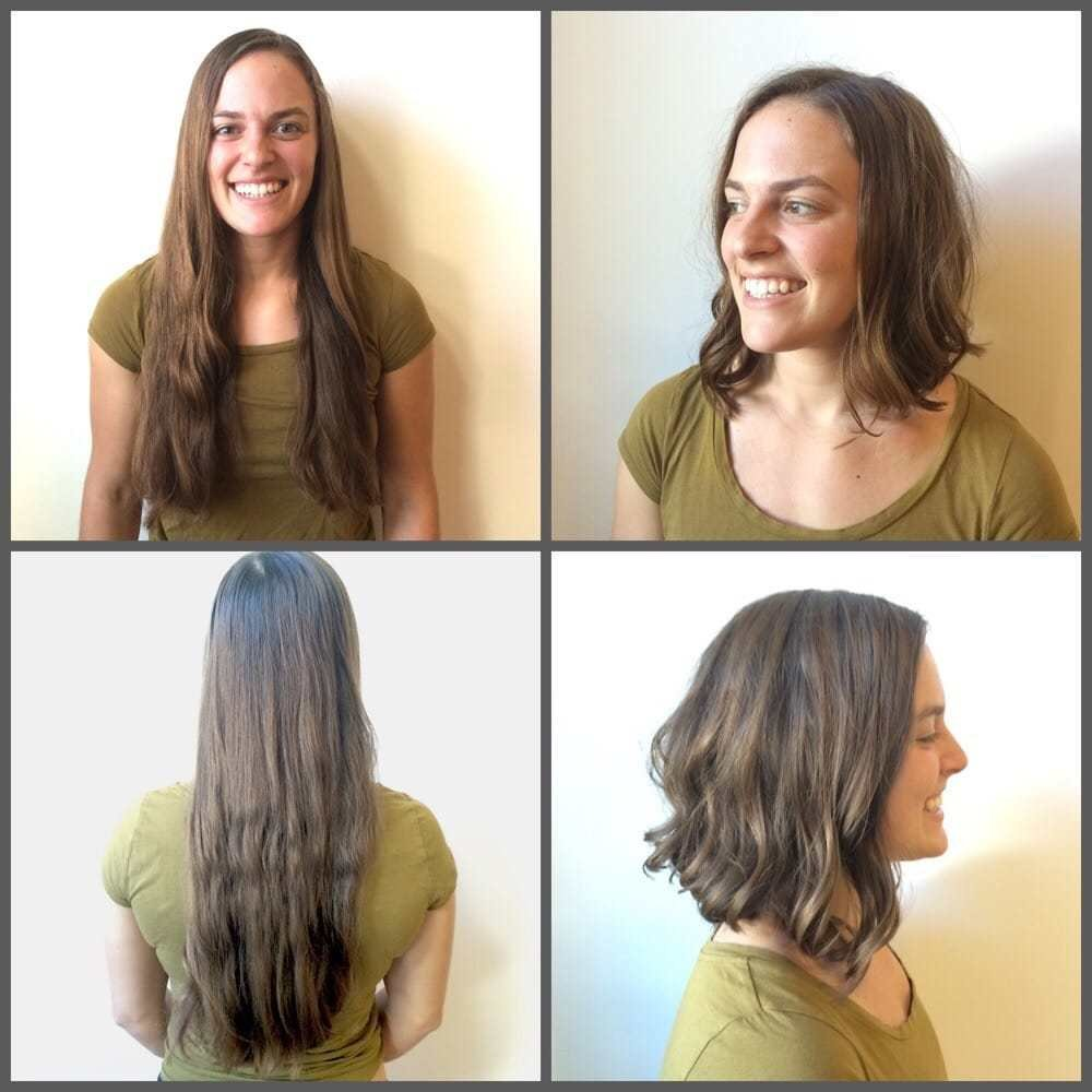 The Best Before And After Donating Hair To Locks Of Love Haircut Pictures