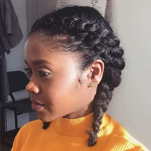 The Best 21 Gorgeous Flat Twist Hairstyles Page 2 Of 2 Stayglam Pictures