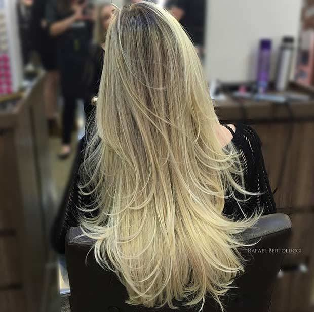 The Best 51 Beautiful Long Layered Haircuts Page 3 Of 5 Stayglam Pictures