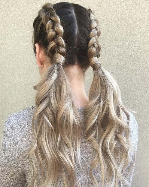 The Best 21 Cute Braided Hairstyles For Summer 2018 Stayglam Pictures
