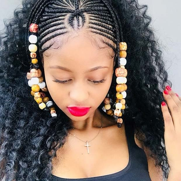 The Best 23 Trendy Ways To Rock African Braids Stayglam Pictures