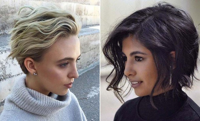 The Best 23 Short Haircuts For Women To Copy In 2019 Stayglam Pictures