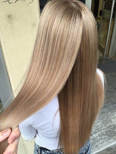 The Best Light Honey Blonde – Mane Interest Pictures