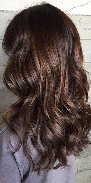 The Best 1000 Ideas About Brunette Haircut On Pinterest Curling Pictures