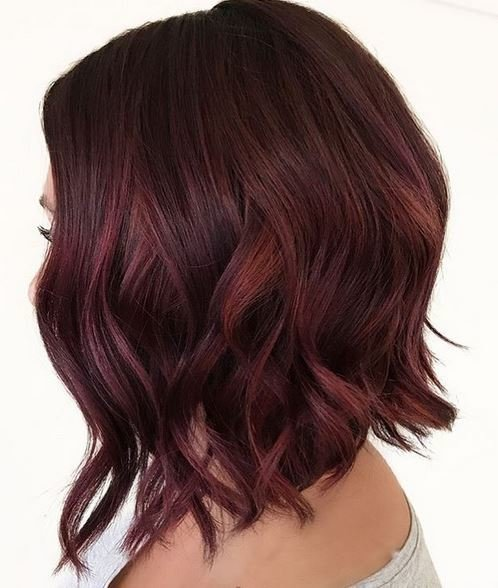 The Best Fall Hair Color – Mane Interest Pictures
