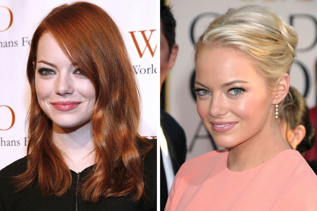 The Best 15 Hair Color Makeover Ideas To Try In 2013 Glamour Pictures