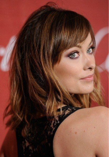 The Best Olivia Wilde Cuts Hair Inspires Women Everywhere To Do The Same Glamour Pictures