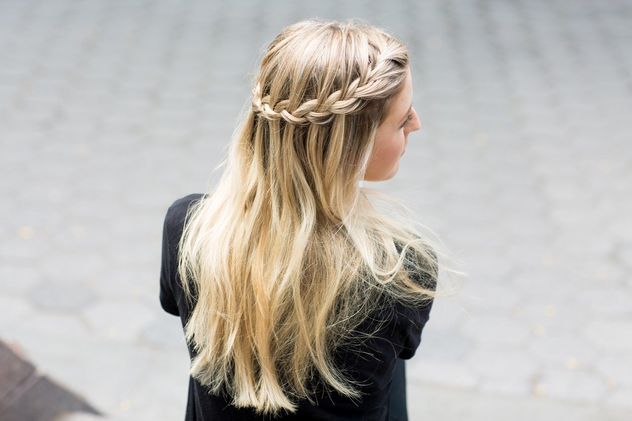 The Best Braided Hairstyles For Fine Hair And Curly Hair Pictures