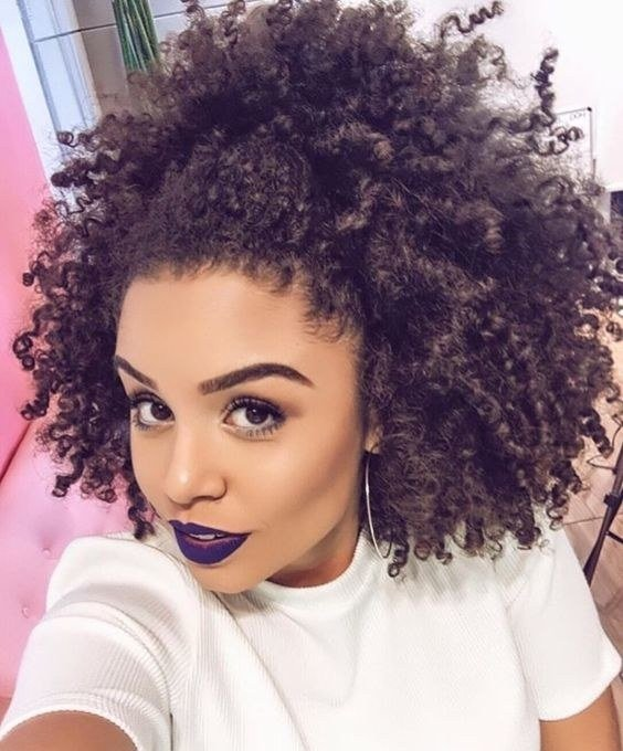 The Best These Are Pinterest S Top 10 Natural Hair Styles Glamour Pictures
