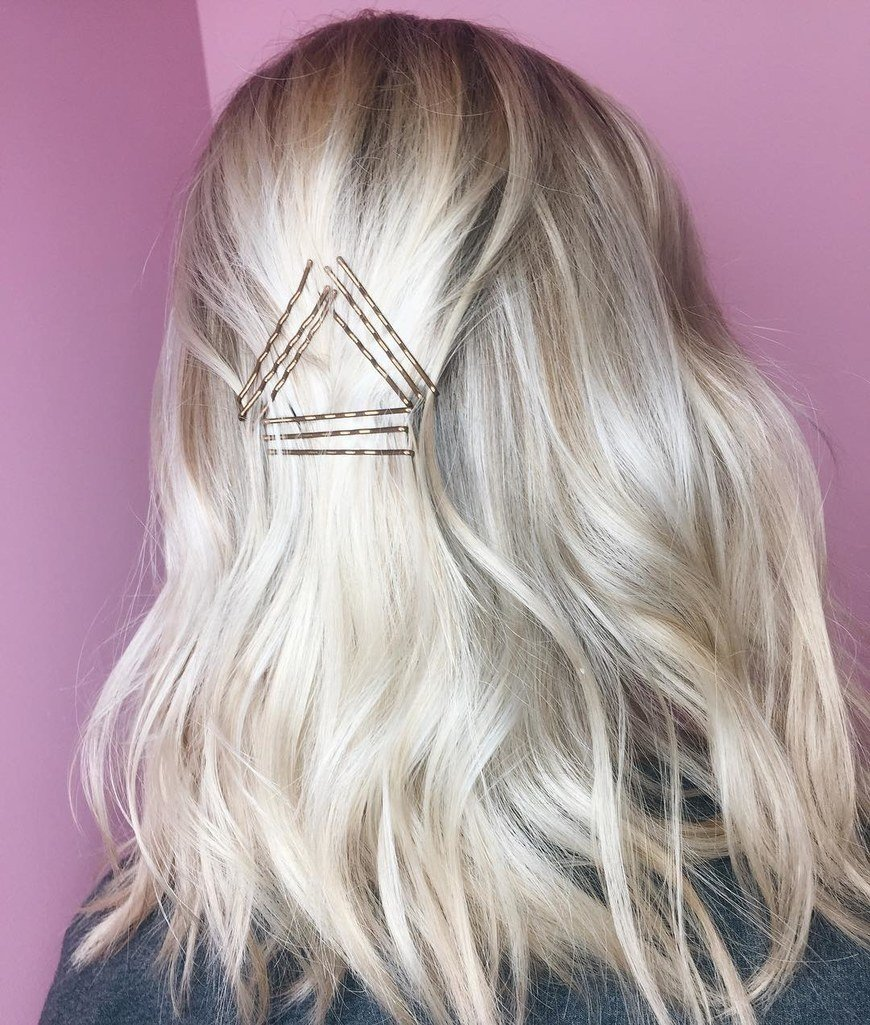 The Best 25 Bobby Pin Hairstyles You Haven T Tried But Should Glamour Pictures