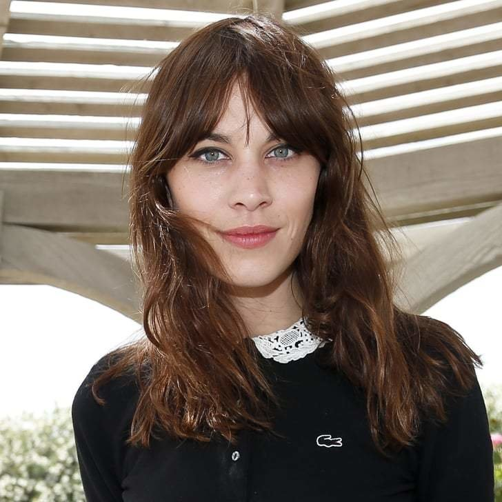 The Best How To Get Alexa Chung S Hairstyle Popsugar Beauty Pictures