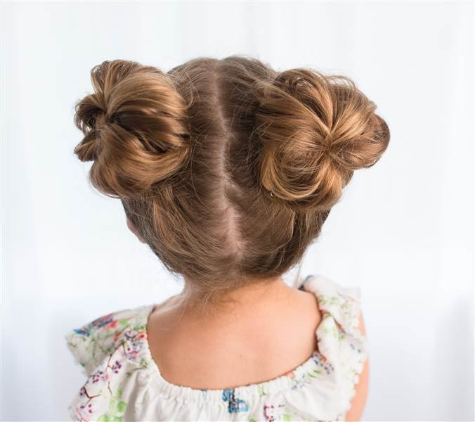 The Best Easy Hairstyles For Girls That You Can Create In Minutes Pictures