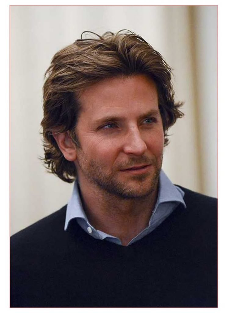 The Best Mens Hairstyles Medium Sides Long Top Hair Pictures