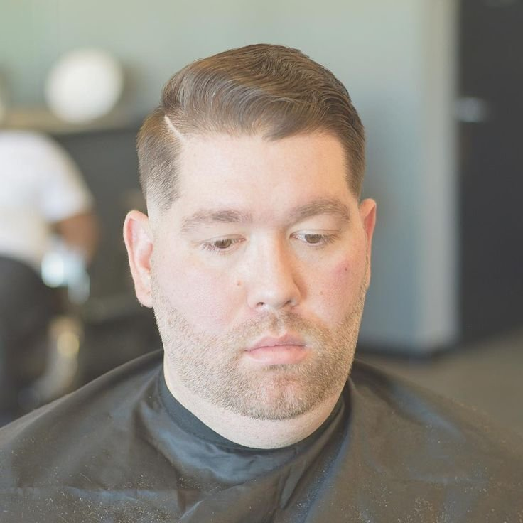 The Best 5 Best Hairstyles For Fat Men With Chubby Faces Pictures