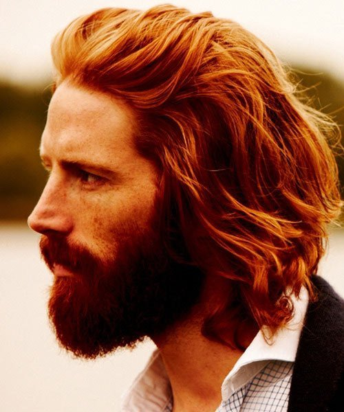 The Best 10 G*Ng*R Men Who Will Make You Want To Be A Redhead Pictures