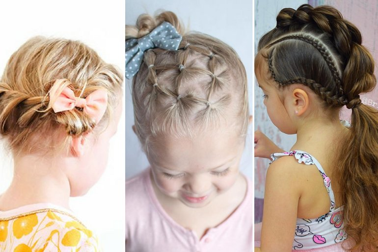 The Best 9 Sweet And Sassy Toddler Hairstyles Your Little Girl Can Pictures
