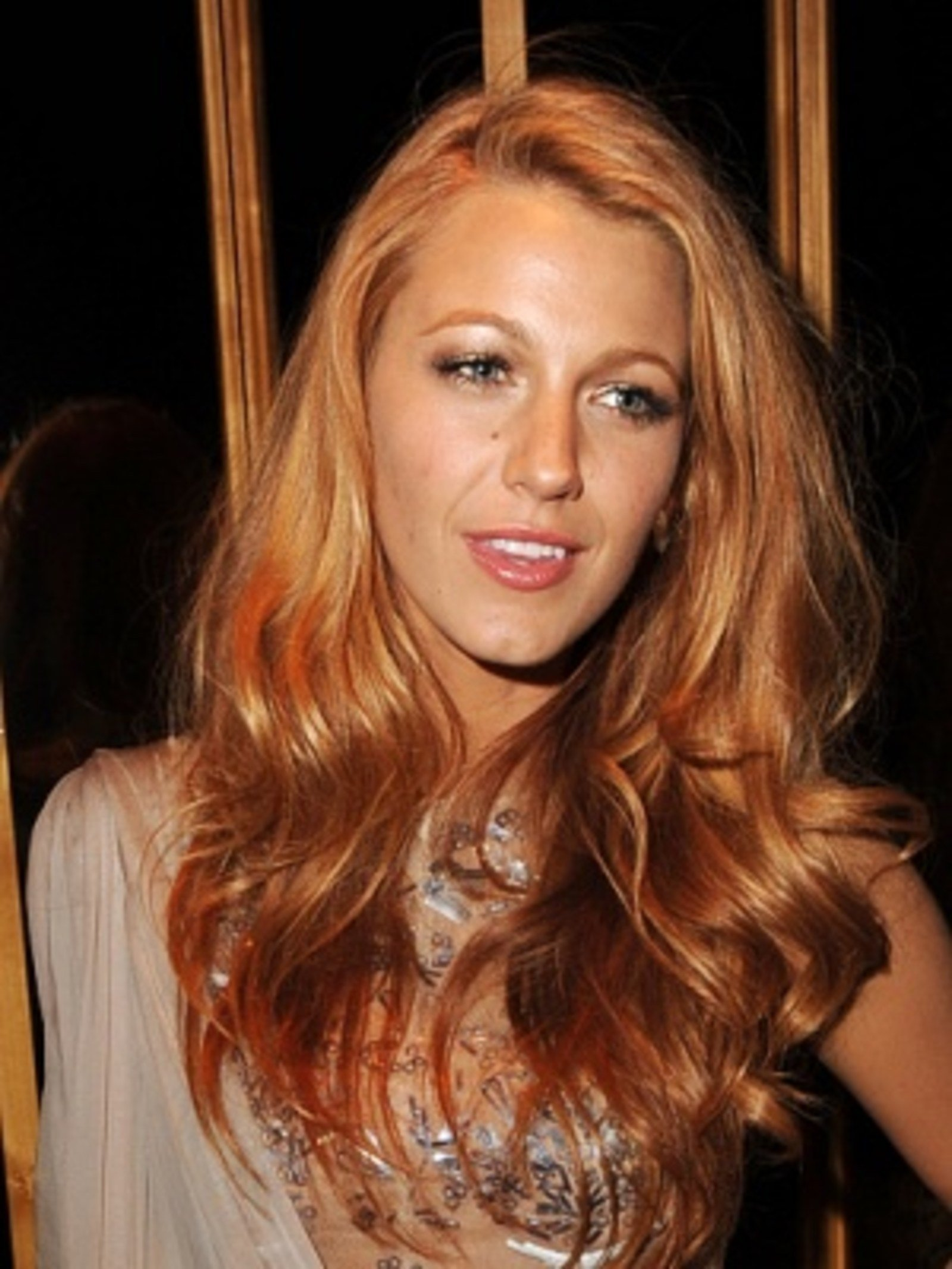 The Best Blake Lively Red Hair Color Formula Blake Lively Pictures