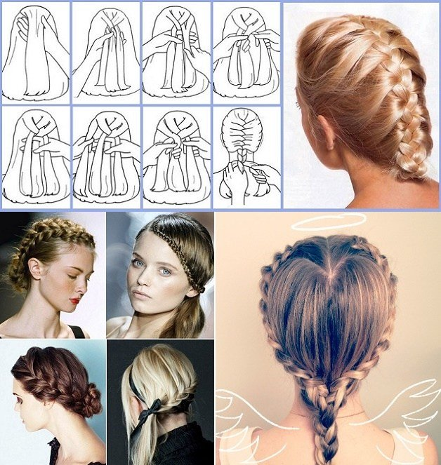 The Best French Braid Hairstyle Diy Alldaychic Pictures