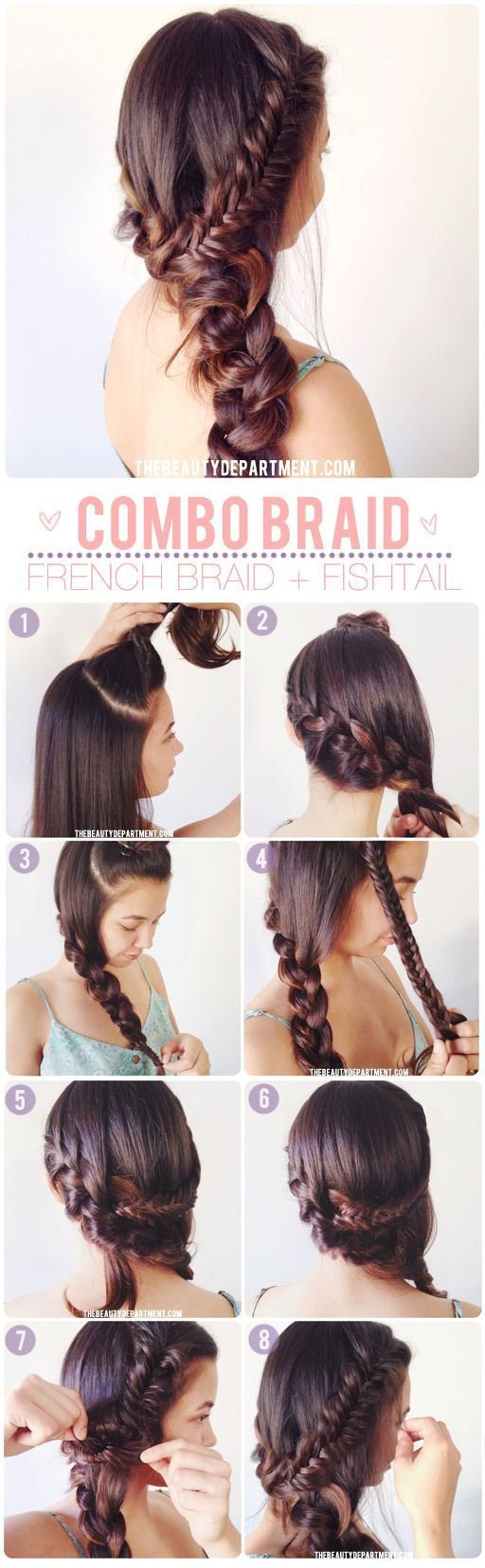 The Best Do It Yourself 10 Braided Hairstyles For A New Romantic Look Pictures